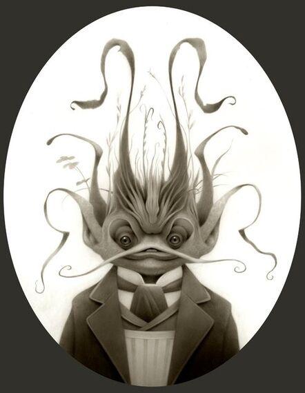 Travis Louie, 'The Faux Leprechaun', 2015