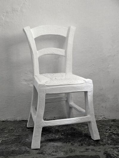 Paola Risoli, 'Rifiuto riusato ad arte (chair)', 1997