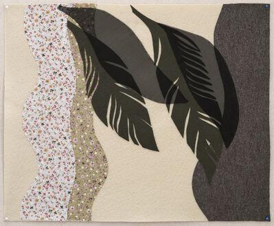 Aurora Kiraly, 'Soft Drawings: Subconscious Narratives, Contours', 2020
