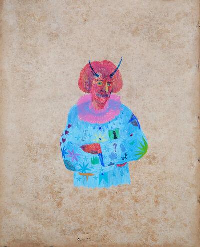 Yoann Estevenin, 'Portrait ', 2018