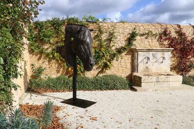 Christophe Charbonnel, 'Tête de cheval IV', 2018