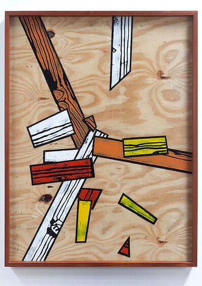Richard Woods, 'Offcut Inlay no.47', 2008