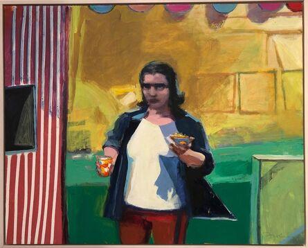 Kim Frohsin, 'Carnival Faire ', 1994