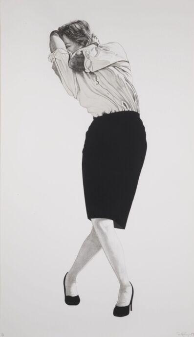 Robert Longo, 'Cindy', 1984