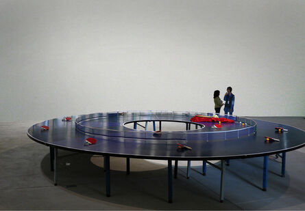 Lee Wen, 'Ping Pong Go-Round', 2013