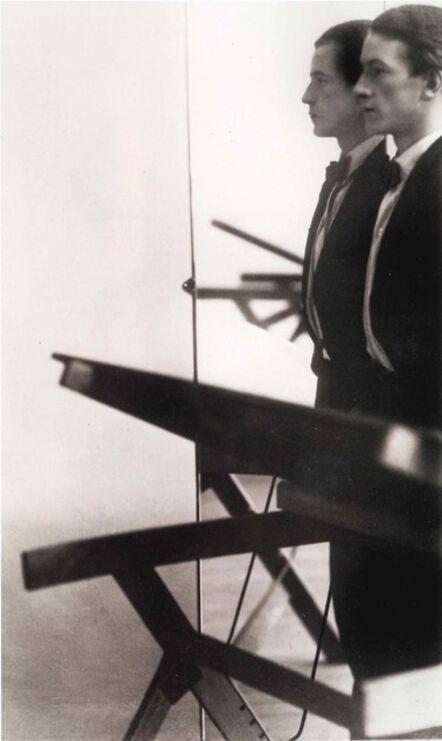 Florence Henri, 'Portrait Composition', 1928