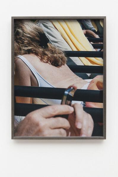 Talia Chetrit, 'Parents in the sun #2', 2014