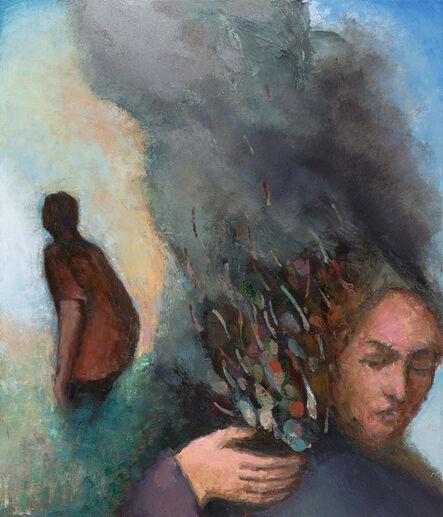 Andrius Zakarauskas, 'Smokestroke', 2019