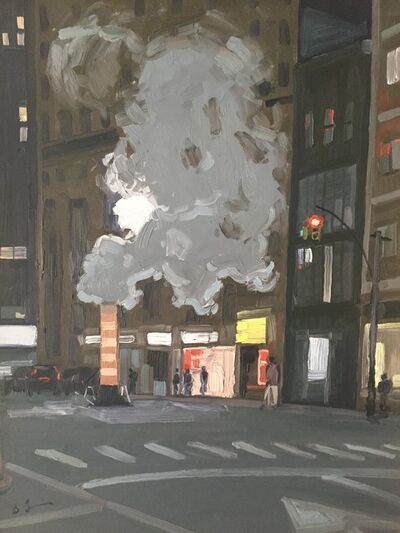 Benjamin Lussier, 'Hard Boiled', 2017