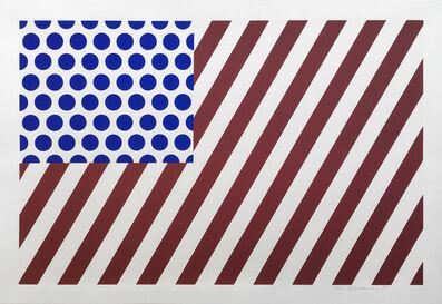 Roy Lichtenstein, 'Forms in Space', 1985
