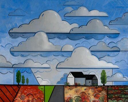 Richard Thompson, 'Roadside Trees', 2014