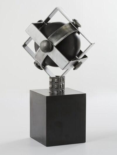 Cesare Arduini, 'Cage Black Soul', 2014