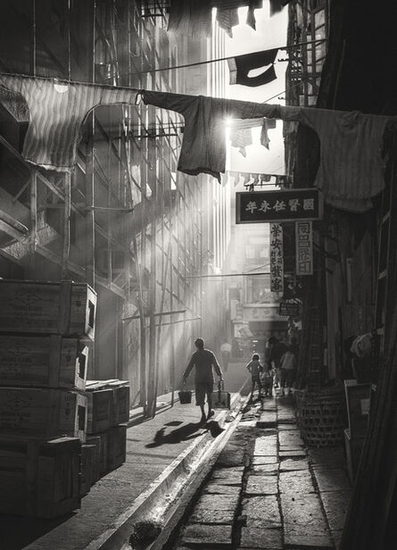 James Chung 鍾文略, 'Delivery', 1959