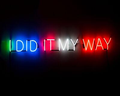 Ruby Anemic, 'I did it my way ', 2017