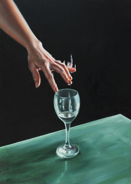 David O'Kane, 'The Glass Harmonica III', 2016