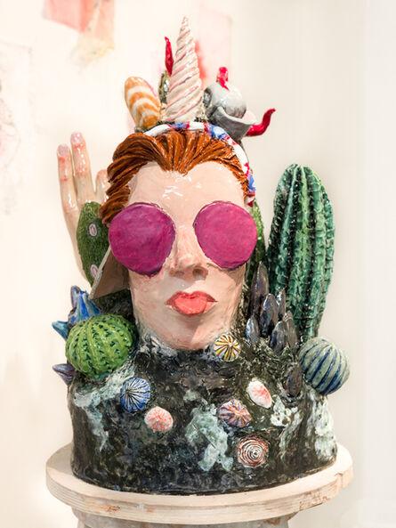 Agathe Brahami-Ferron, 'Autel Femme', 2018