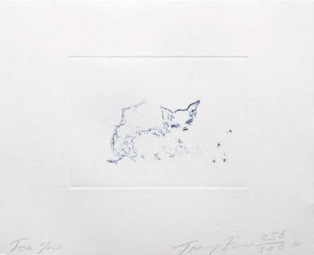 Tracey Emin, 'For You', 2010