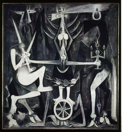 Wifredo Lam, 'Les Noces', 1947