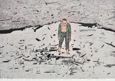 HE KUN, 'Lost', 2013