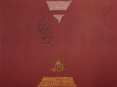 Sezin Aksoy, 'Buddha's Timeless Delight', 2019