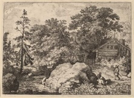 Allart van Everdingen, 'The Knoll', probably c. 1645/1656
