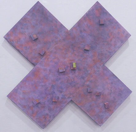 Leslie Shaw Zadoian, 'X', 2014
