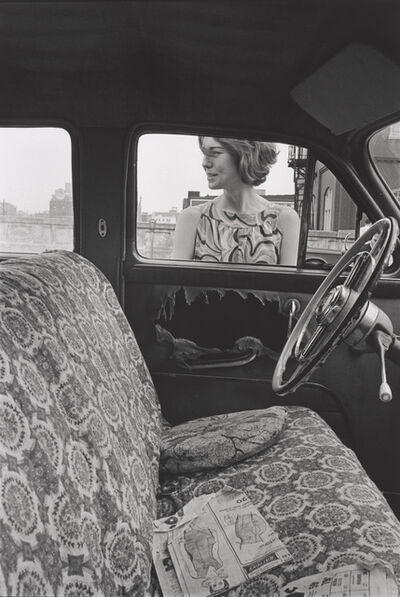 Danny Lyon, 'Leslie, Downtown Knoxville', 1967