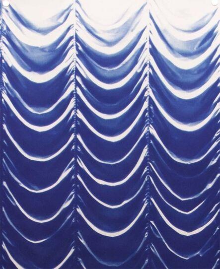 Bridget Smith, 'Blueprint for a Curtain (domestic interior)', 2015