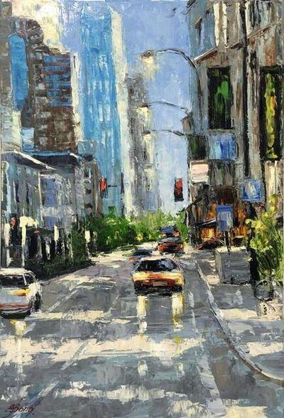 Elena Bond, 'Big Sky NY', N/A