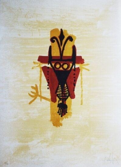 Wifredo Lam, 'Paris', 1977