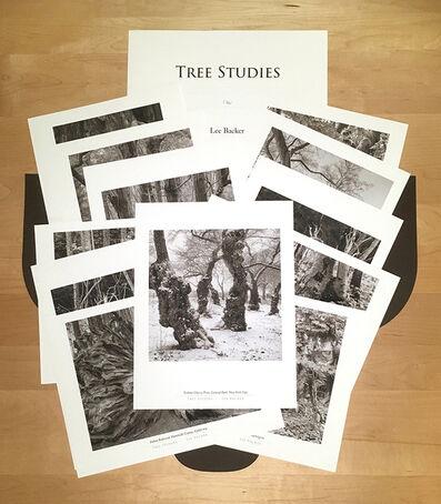 Lee Backer, 'Tree Studies Folio'