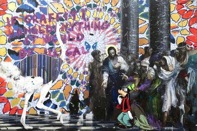 Angelo Accardi, 'Banksy Has Been Here', 2021