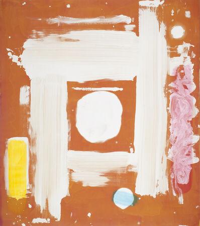 Dan Christensen, 'Mandarin Sigh', 1998