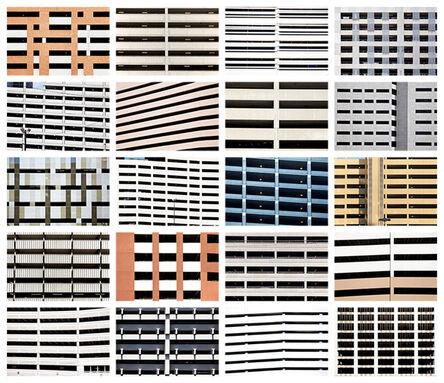 Ben Marcin, 'Untitled (Twenty Parking Garages)', 2010-2014