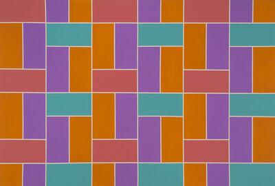Timothy App, 'Sumer Interlay', 1971