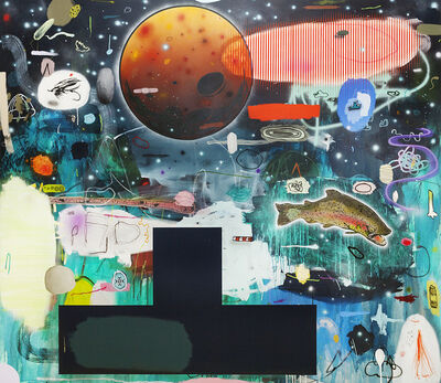 Dan Brault, 'Harvest Moon', 2014
