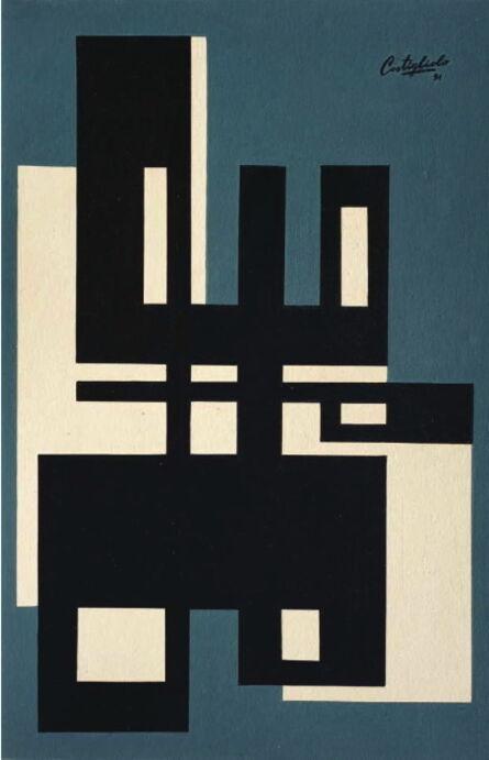 José Pedro Costigliolo, 'Formas I', 1951