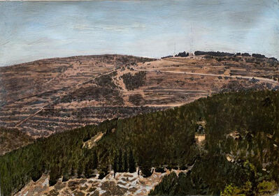 Arie Azene, 'Jerusalem Hills', 21th century