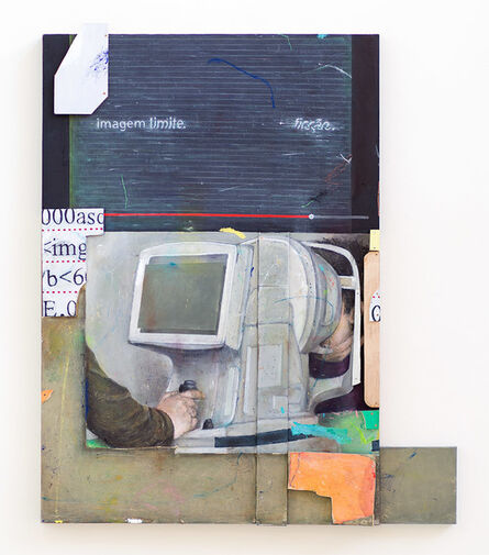 Bruno Kurru, 'Contra-limite imaginarios do real', 2016
