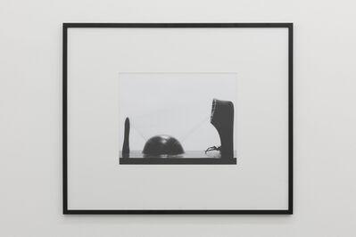 André Romão, 'Sunrise (Odontolabis Dakmani / Henry Moore's Stinged figure) landscape', 2017