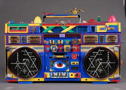 Kenny Scharf, 'Untitled Boombox', circa 1985