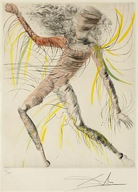 Salvador Dalí, 'Le Cosmonaute', 1969/70