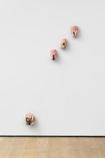 Su Richardson, 'Expressing Breasts (Blood, Tears, Milk, Bad Blood)', 2017