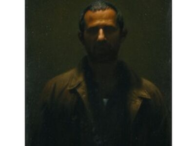 David Nipo, 'Black Mirror', 2009