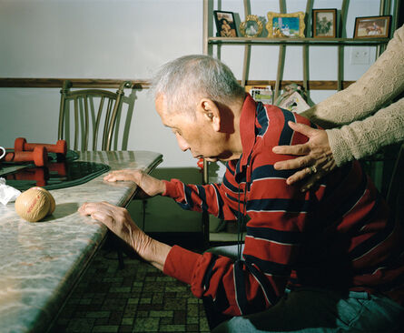 Paolo Morales, 'My grandfather exercising', ca. 2014