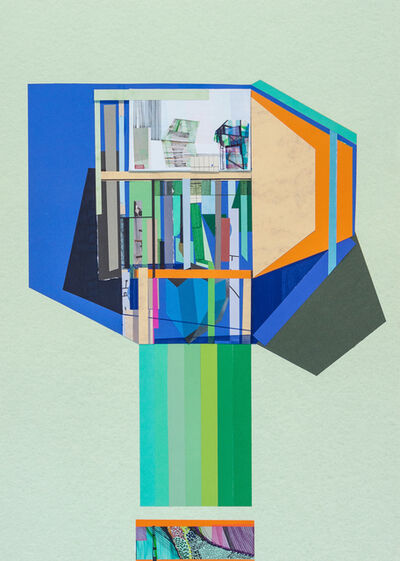 Ana Pais Oliveira, 'Heavy drawing #38', 2017