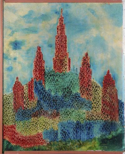 Eugene Von Bruenchenhein, 'Steel—Imperial City, June 1978', 1978