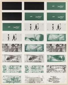 Andy Warhol, 'ART CASH'