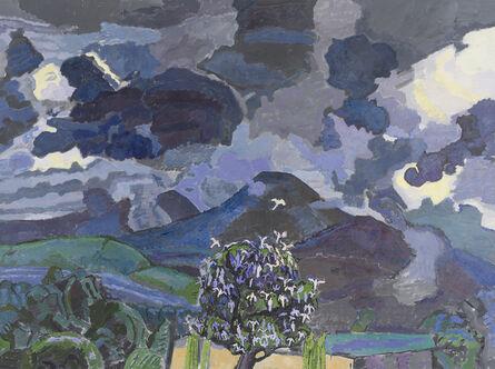 Graham Nickson, 'Tree of Birds', 2014