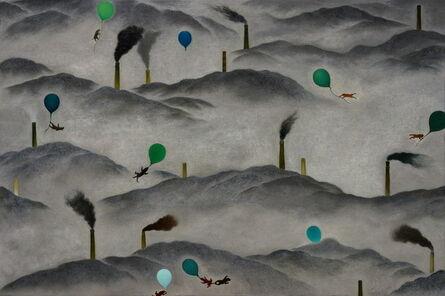Su Wong-shen 蘇旺伸, 'Among the Mountains', 2010